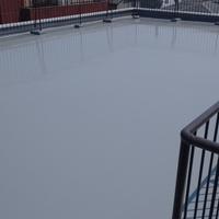 屋上ウレタン防水 (通気緩衝工法)の画像