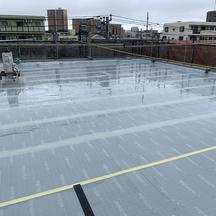 屋上防水工事の画像
